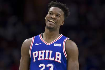 245322373411a Brett Brown said Jimmy Butler was the