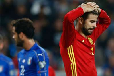Pique to quit Spain in 2018: