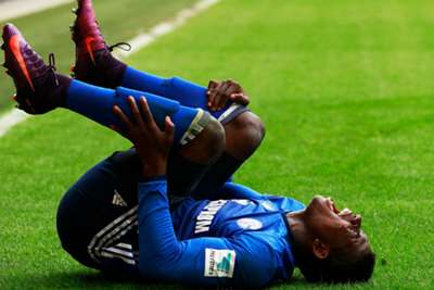 Embolo out for up to six months