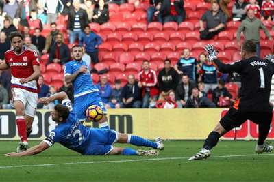 Ramirez's solo goal helps Boro to win over Bournemouth