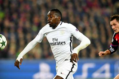 Aurier out for PSG but Pastore available again