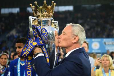 Ranieri on shortlist for Federation Internationale de Football Association coach award