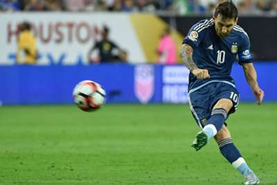Copa America 2016: U.S. vs Argentina semifinals highlights