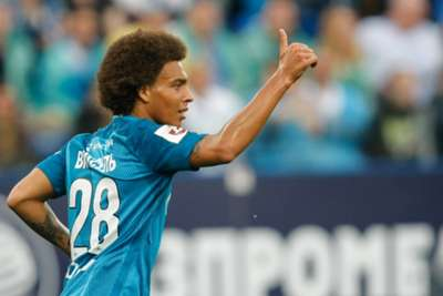 Witsel: 'I'll stay at Zenit'