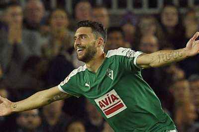 Swansea announce club-record Borja move