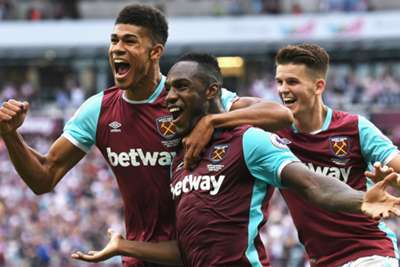 Antonio thrilled to write himself in West Ham history books