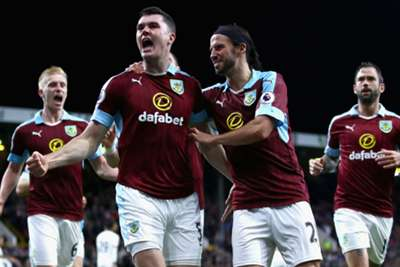 Defour shines again as Burnley beats Watford 2-0