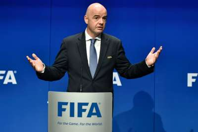 Federation Internationale de Football Association vote to expand World Cup to 48 teams in 2026