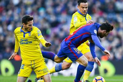 Barcelona-Las Palmas: how and where to watch