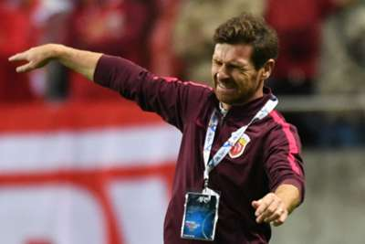 André Villas-Boas Quits Shanghai SIPG to Become Rally Driver