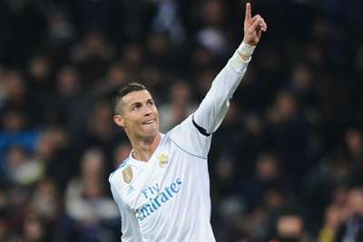 Ronaldo self-proclaims himself