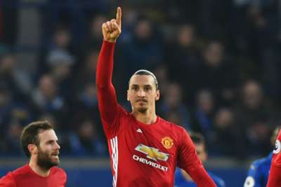 Zlatan Ibrahimovic takes over Manchester United's Instagram acount