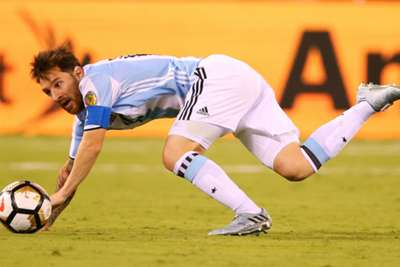 What do you think of Lionel Messi's four-match suspension?