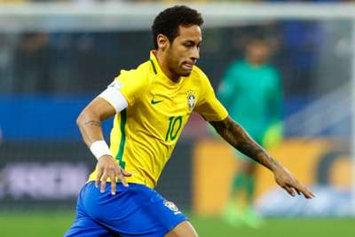 Neymar Stars in Brazil Rout, Messi-Less Argentina Lose