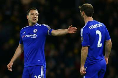 Replacing Chelsea captain Terry not simple for Conte