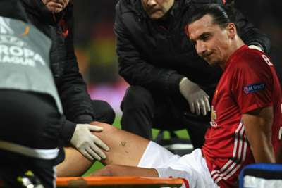 Man United 'in trouble' with injuries, says Mourinho