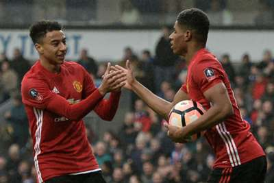 Marcus Rashford: Man United did it the hard way