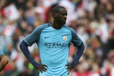 Disappointed Toure prefers no referees for Manchester derby - Eurosport.com AU