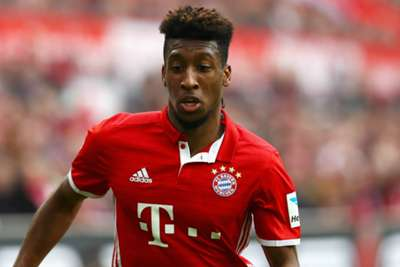 Bayern Munich sign Coman from Juventus on permanent deal