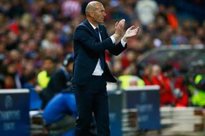 Zinedine Zidane: 'Real Madrid not favourites against Juventus'