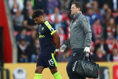 Oxlade-Chamberlain's latest hamstring injury continues troubling trend
