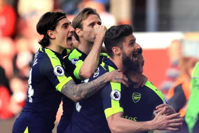 Arsenal failure to make top four would be