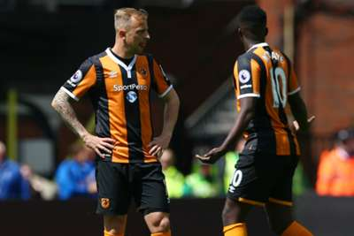 Hull City relegated after defeat to Crystal Palace