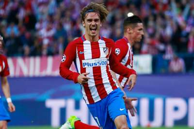 Griezmann backs Juve for Champions League