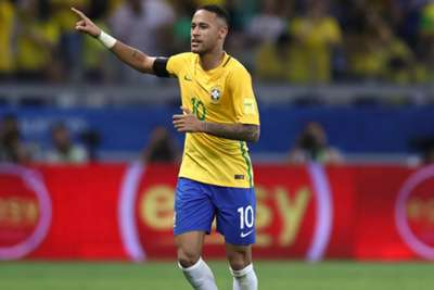 Neymar left out of Brazil squad for Argentina friendly