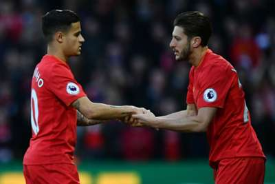 Liverpool's Coutinho hopeful of quick return after leg injury