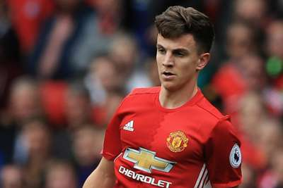 Josh Harrop sets Manchester United on way to win over Crystal Palace