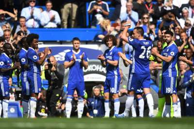 John Terry gives critics short shrift over Chelsea send off