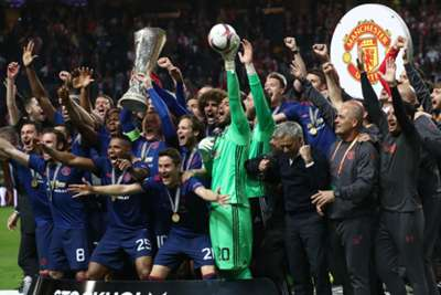 Manchester United won Europa League