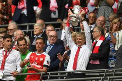 Wenger: FA Cup win my presentation for new deal