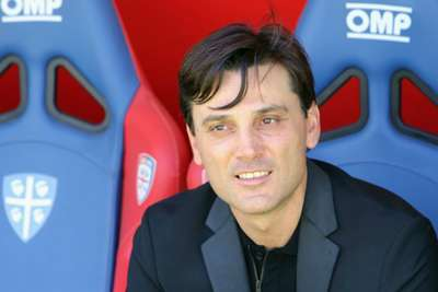 Vincenzo Montella signs new AC Milan deal