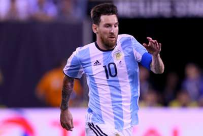 Federation Internationale de Football Association uplift Argentina skipper Lionel Messi's 4-match ban