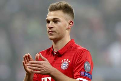 Joshua Kimmich: I'd be happy to play in goal for Bayern Munich