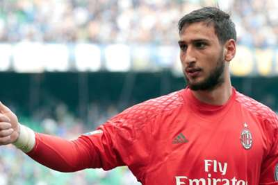 Donnarumma: I want to stay at AC Milan