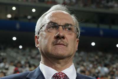 Korea Republic sack Uli Stielike