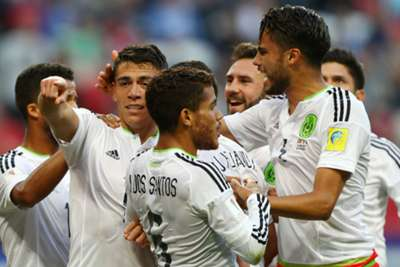 Portugal & Mexico draw 2-2 in Confederations Cup