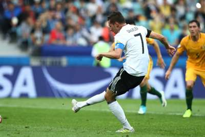 Youthful Germany expects tough start at Confed Cup