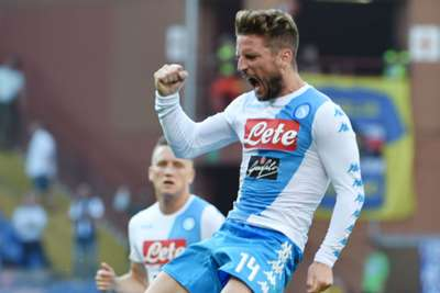 Napoli forward Dries Mertens reveals Chelsea interest having won Antonio Conte approval