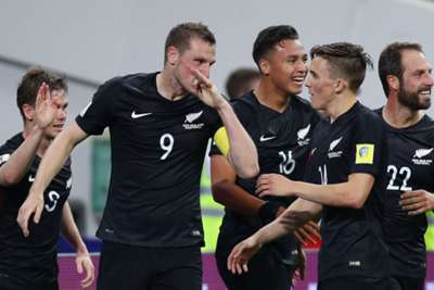 VAR system challenged after brawl in the Mexico vs New Zealand match