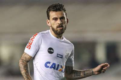 Brazil international Lucas Lima agrees deal to join Barcelona from Santos