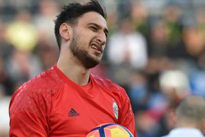 Donnarumma: I will discuss Milan renewal after U21 Euros