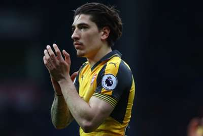Arsenal tell Barcelona that right-back Hector Bellerin is not for sale