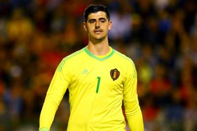 Courtois agent lifts lid on transfer talks with Real Madrid
