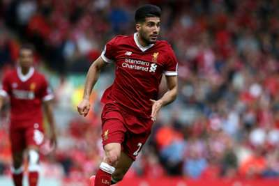 Emre Can to stay at Liverpool FC after 'good talks'