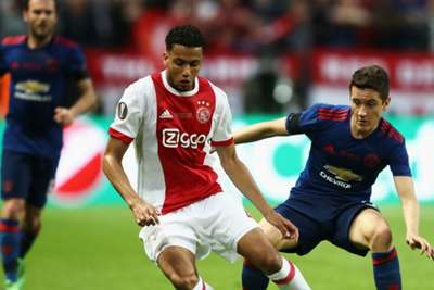 Crystal Palace complete £10million signing of Ajax defender Jairo Riedewald