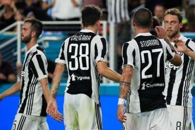6e4323d9d Juventus closed out the International Champions Cup with a penalty  shoot-out win over Roma after a 1-1 draw at Gillette Stadium on Sunday.